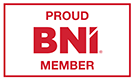 Proud Member of BNI (Business Network International